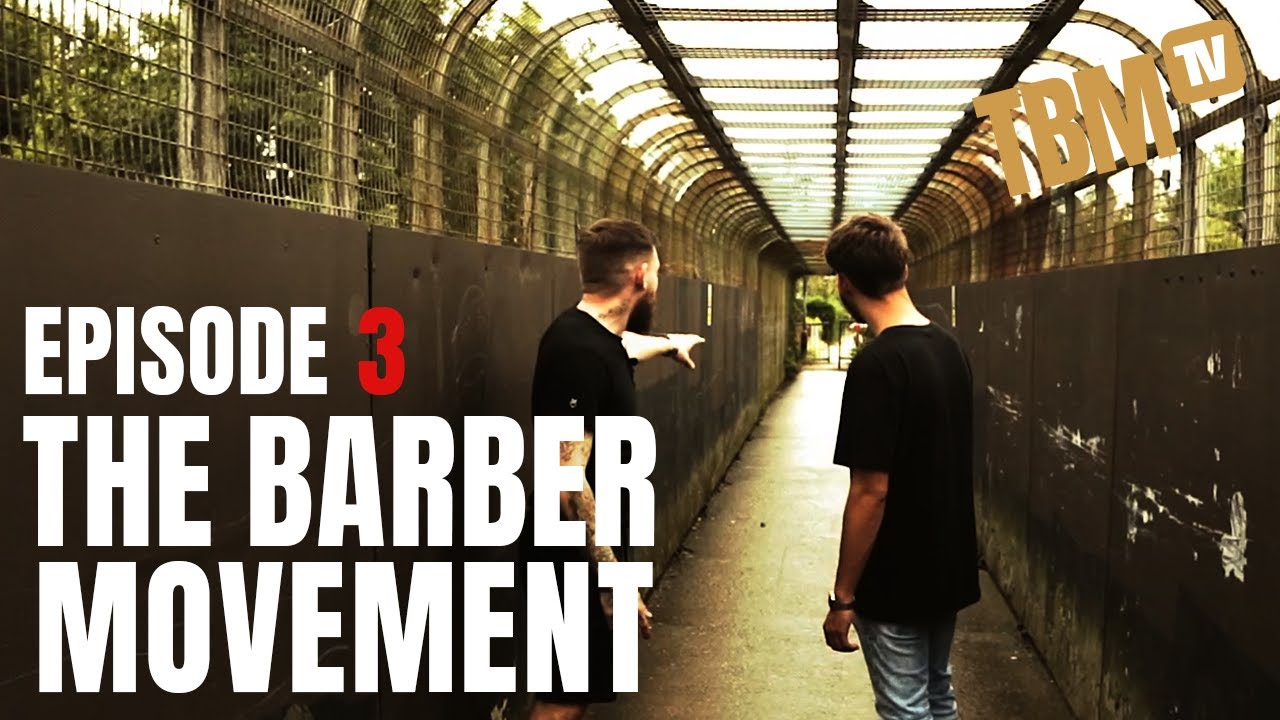 Barber Reality Show - The Barber Movement // Episode 3: Every Action Has A Reaction