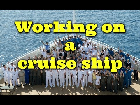 Cruiseweek.TV live - Cruise ship jobs and recruitment crew with Amanda from Get a Life At Sea