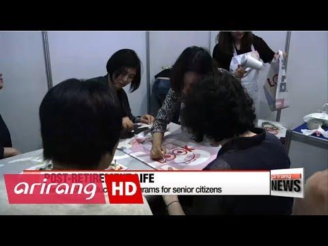Becoming an active senior: growing interest in post-retirement life in Korea