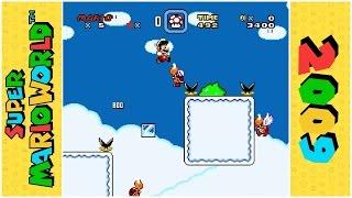 Mega Air Stage | Super Mario World Hack