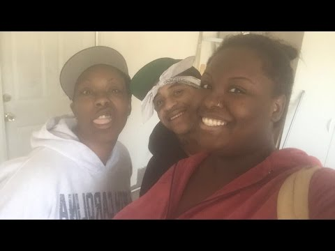 moving day at my uncle papa and running in to orlando brown