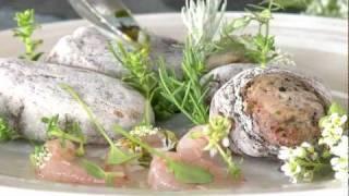 René Redzepi makes the signature Noma dish: The Sea