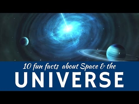 Interesting Astronomy: 10 Facts about Space and Exploration of the Universe