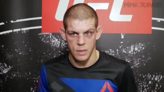 Joe Lauzon still disappointed with his win at UFC Fight Night 103