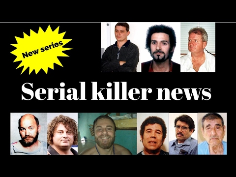 Serial Killer News - new series