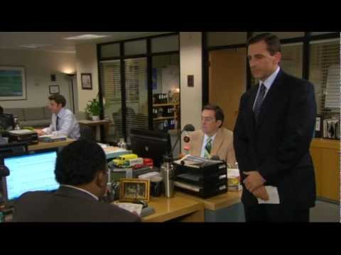 The Office deleted scene - Art Appreciation