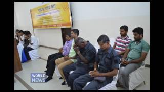 Masih Maud Day celebrated in Sri Lanka