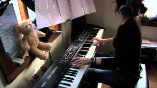Guns N' Roses - Knocking on Heaven's Door - piano cover