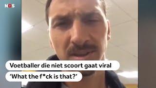 VIRAL: AFC voetballer gaat viral omdat hij niet scoort