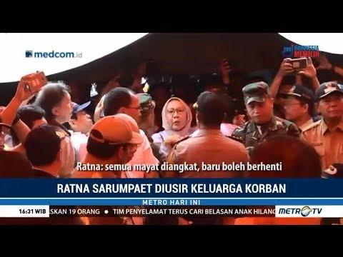 Ratna Sarumpaet Diusir Keluarga Korban KM Sinar Bangun