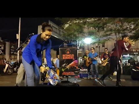 pencinta wanita-Anaz Richie feat retmelo buskers cover Irwansyah