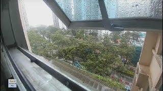 📱Hong Kong Life Live @ Fanling, New Territory  - Typhoon Mangkhut (2018-9-16B)