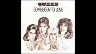 Queen - Somebody To Love (Only Piano)