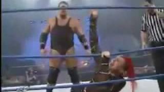 Jeff Hardy vs The Big Show