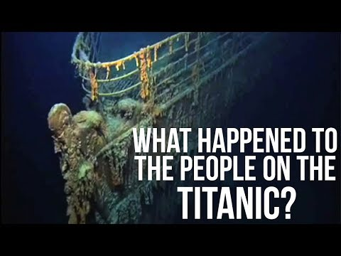 What Happened To The People On The Titanic