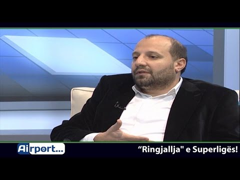 A1 Report- Airport Sport, Ringjallje e Superliges!
