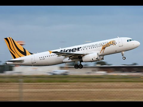 [LIVE] P3DV3 TIGER AIR A320 TPE-NGO 臺灣虎航 臺北-名古屋 IT1225 - YouTube