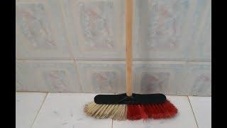 من المكنسة/ لن تصدقوا/فكرة عبقرية ولا عالبالFrom the broom  / genius idea