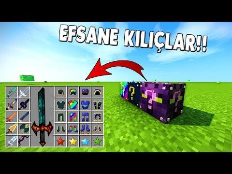 3 FARKLI ŞANS BLOKLARI - Minecraft