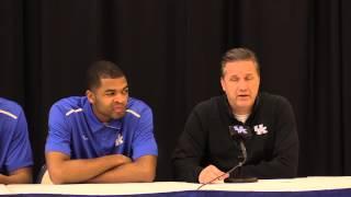 7 Kentucky players announce their NBA Draft decisions
