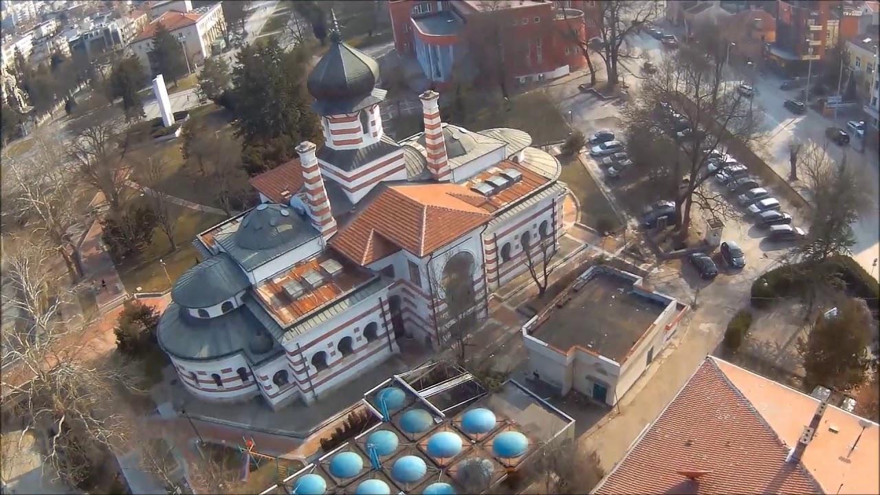 Това е Плевен, заснет от дрон! Вижте как изглежда този красив български град!