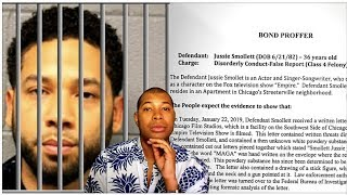 Jussie Smollett The Court Documents A Dramatic Reading