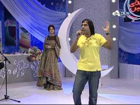 Chandani Batein Epi 8 Part 6/11 Guest : Shafqat Amanat Ali and  Bindiya