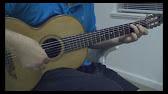 Как играть на гитаре мелодию В траве сидел кузнечик - YouTube
