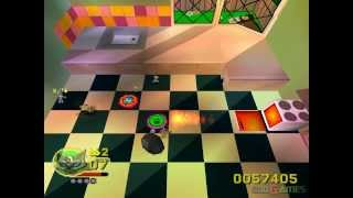 Rat Attack - Gameplay PSX / PS1 / PS One / HD 720P (Epsxe)