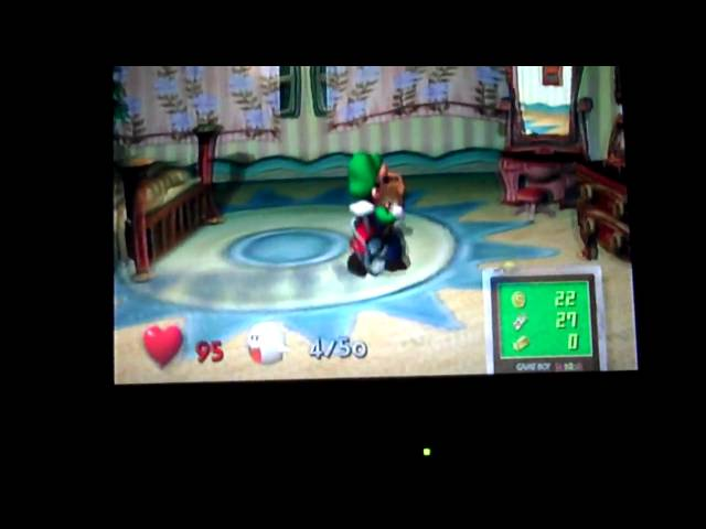let's Play Luigis Mansion part 5 The cause of lugis stuped move Travel Video