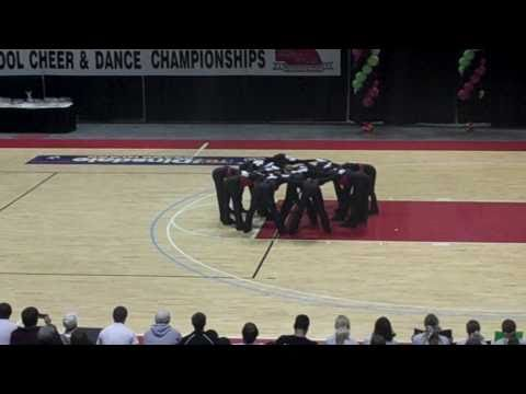 AHS Dance--Nebraska State High Kick 2011