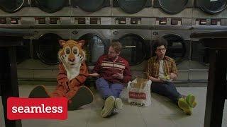 Laundromat Win   Seamless TV Commercial