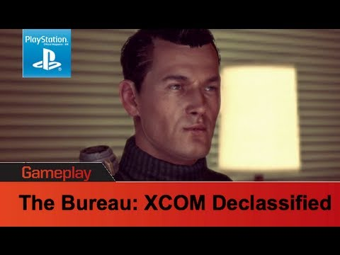 the bureau xcom declassified ps3 gameplay youtube. Black Bedroom Furniture Sets. Home Design Ideas