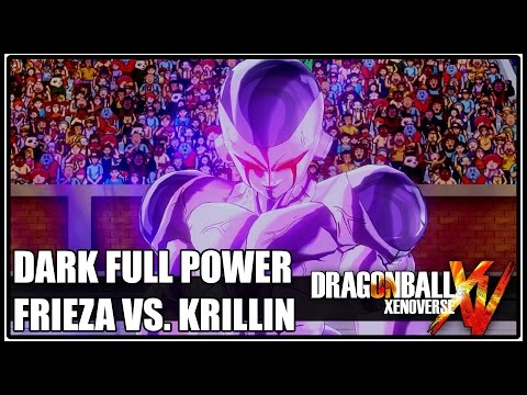 how to make krillin in xenoverse