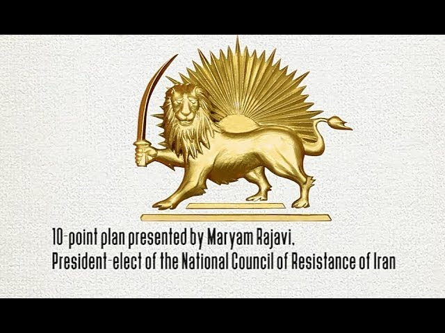Tomorrow's Iran: 10 point plan for a free Iran presented by Maryam Rajavi