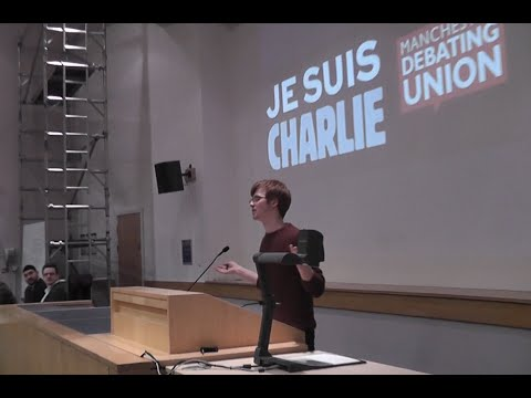 Manchester Debate: Should we regret republishing Charlie Hebdo? [Held by Manchester University]