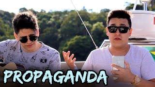 Baixar Propaganda - Jorge e Mateus (Cover Tulio e Gabriel)