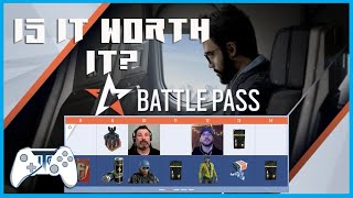 Rainbow 6 Siege Battle Pass Review (Video Game Video Review)
