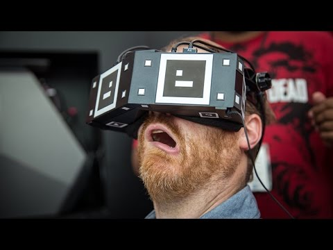 Hands-On: StarVR Virtual Reality Headset