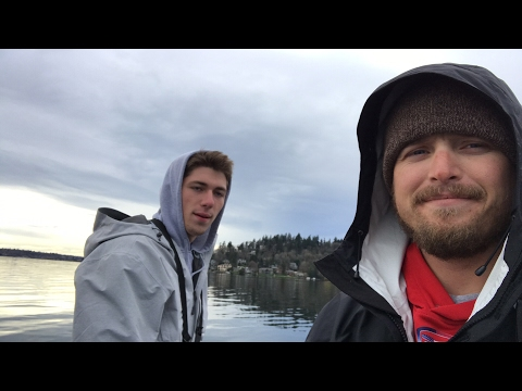 Live on the water in Washington with Jon Bizzle