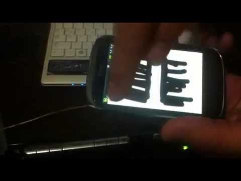 HTC DESIRE C GOLF TOUCH DIGITIZER DAMAGED