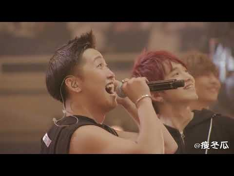 Da-iCE - You & I + Ending from HALL TOUR 2016 - PHASE 5