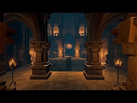Minecraft: Dungeons is made in the Unreal Engine