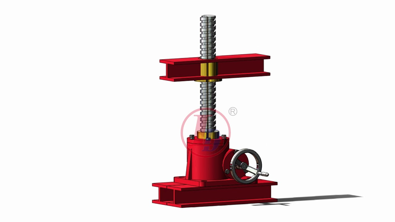 Image result for Rotating Screw Jacks