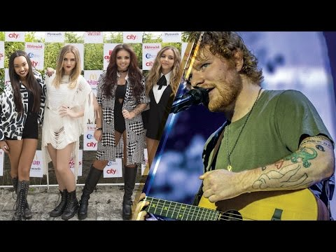 Ed Sheeran's 'Shape of You' Was Supposed to Be a Little Mix Song!!