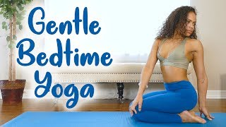 Ultra Relaxing Bedtime Yoga ♥ Gentle Beginners Stretches for Sleep & Stress with Yiana