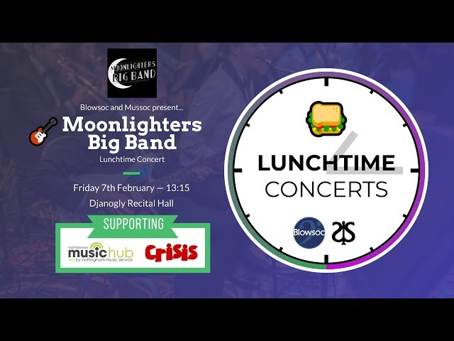 🎸 Moonlighters Big Band LTC
