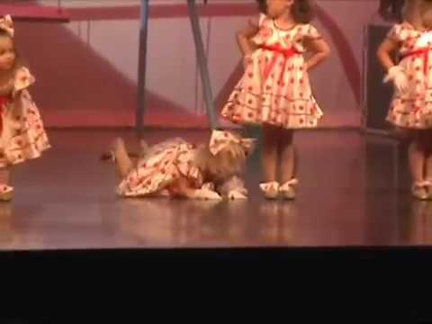 Sara's Dance Recital