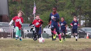 i9 Sports 352- South Wilmington Soccer Highlights 10/27