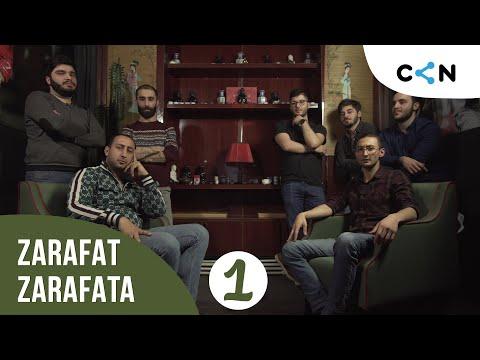 Zarafat Zarafata #1 | Elvin İbra, Muradxan Mərkəzli, Faiq Əzizzadə, Mövsüm Nuriyev